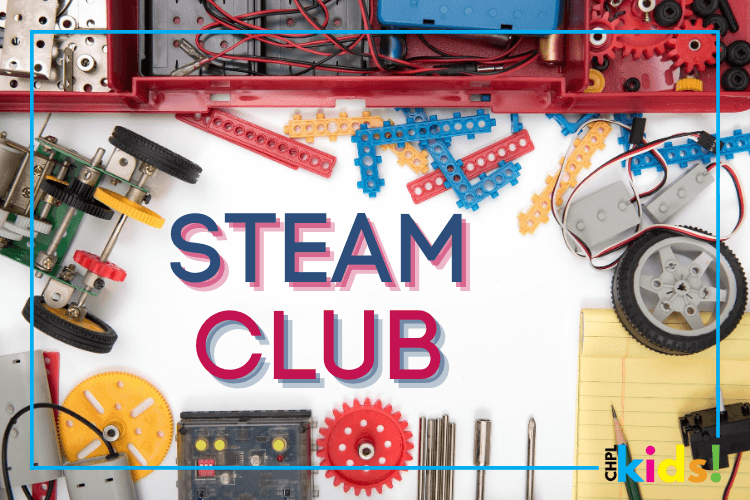 Kids STEAM Club