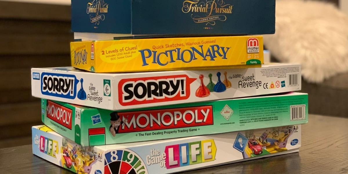 Bring Game Night Home!
