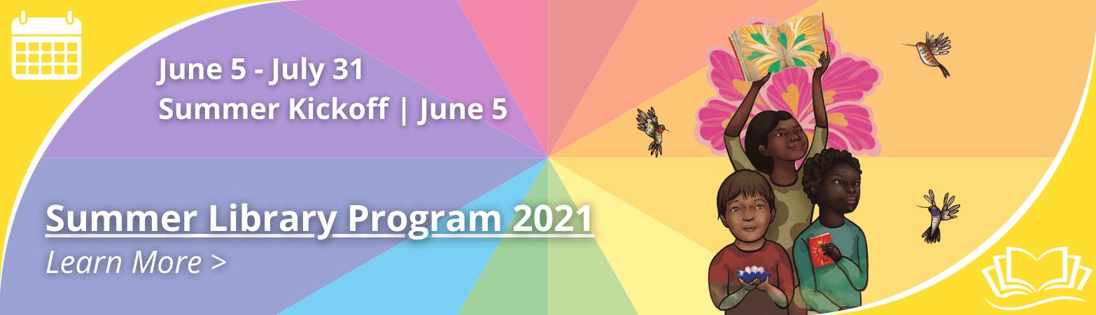 Summer Library Program 2021